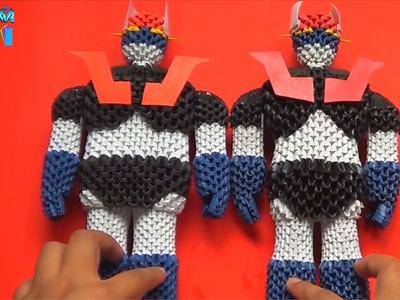 Origami 3D Mazinger Z
