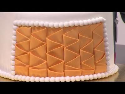 Como hacer pliegues verticales - Hogar Tv  por Juan Gonzalo Angel
