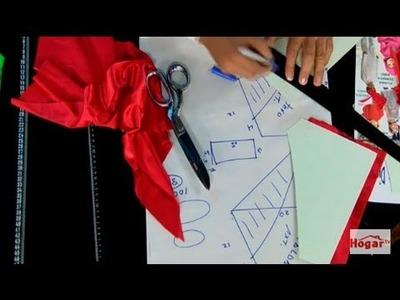 Como hacer un panty intimo femenino - Hogar Tv  por Juan Gonzalo Angel