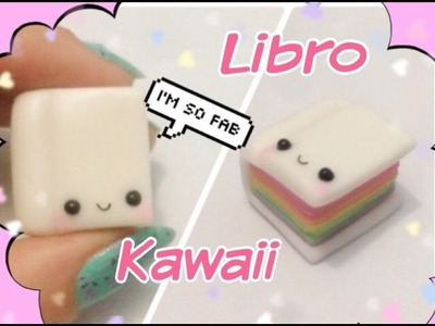 Libro Kawaii. Tutorial Porcelana Fría
