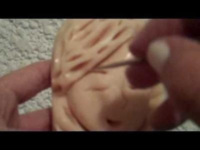 Muñecas figuras de jabón (doll soap carving)