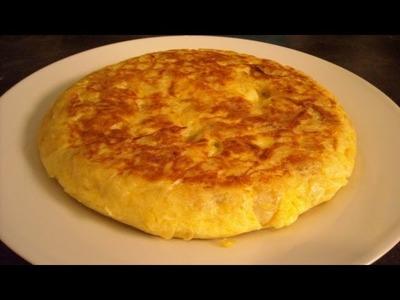 Tortilla de Jamon de  queso  Y cebolla. a mi estilo cubano. YASOBAS