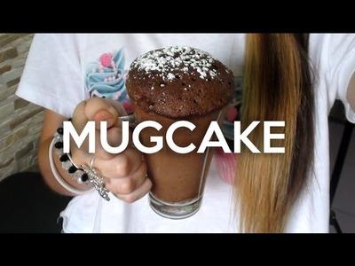 Cómo hacer MUGCAKES | Jess Carter
