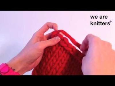 ¿Cómo meter los hilos de lana? - WE ARE KNITTERS