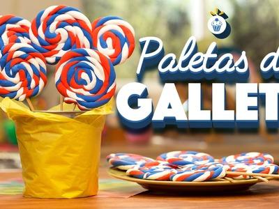 ¿Cómo preparar Paleta de Galletas? - Cocina Fresca