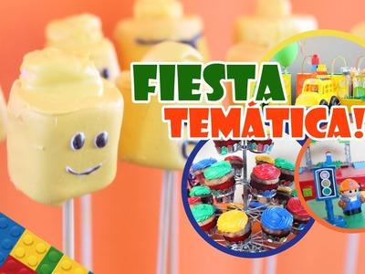Fiesta temática LEGO | LEGO Birthday Party