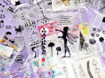 Haul Sellos de #Aliexpress - Brotes de Creatividad