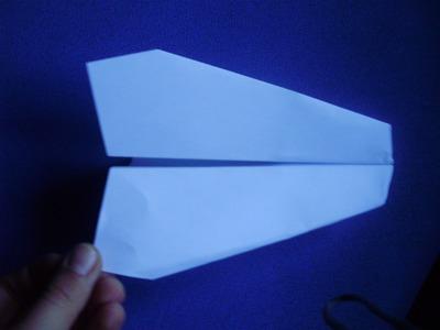 Mágico avión de papel !!! (23 suscriptores): Esquivador