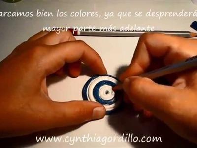 Tutoriales básicos 6. Arcilla polimérica y lápices de colores