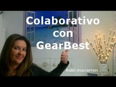 Colaboración con GearBest .