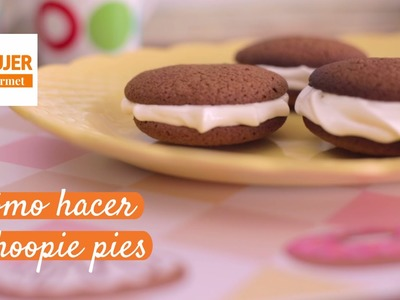 Cómo hacer whoopie pies | @RecetasiMujer