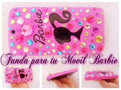 DIY FUNDA BARBIE EN FOAMI