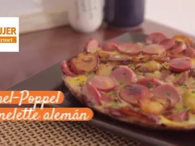 Hoppel Poppel, el omelette alemán | @RecetasiMujer