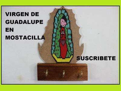 VIRGEN DE GUADALUPE EN MOSTACILLA. PARTE DOS