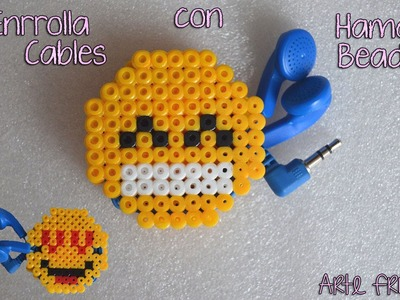 Enrolla Cables Hama Beads