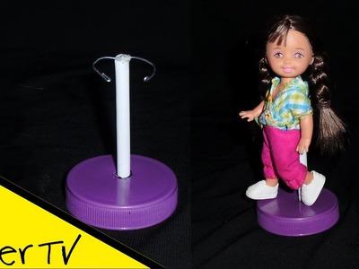 Haz bases para tus muñecas pequeñas como Chelsea, Kelly, Lalaloopsy etc.
