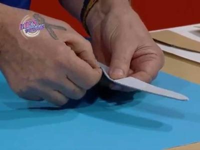 Hermenegildo Zampar  - Bienvenidas TV en HD - Explica la costura del cuello Mao camisero.