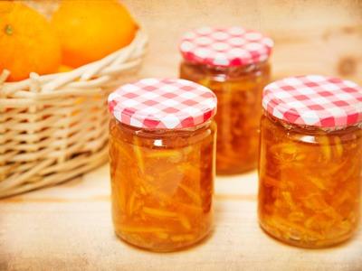 Mermelada casera de naranja. Canal cómo se hace.