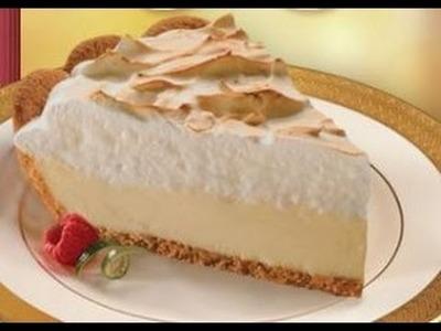 Receta: Pie De Limon Casero - Silvana Cocina Y Manualidades