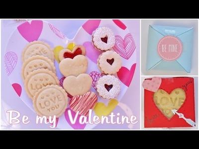 Regala Galletas para San Valentín ♥