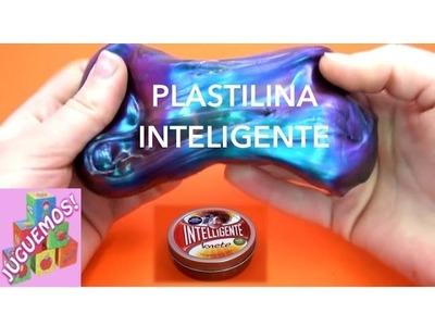 LA PLASTILINA INTELIGENTE - INTELLIGENTE KNETE - DEMO EN ESPAÑOL