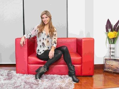 Laura Tobón y su extrovertida casa