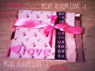 Mini album .  LOVE .