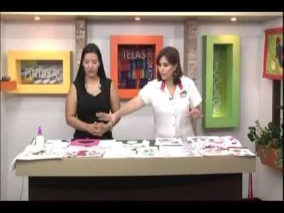 Sonia Franco con Yurmi Leal. Técnica: Sublimación  1.5