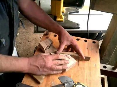 Cepillo de carpintero 1ªparte