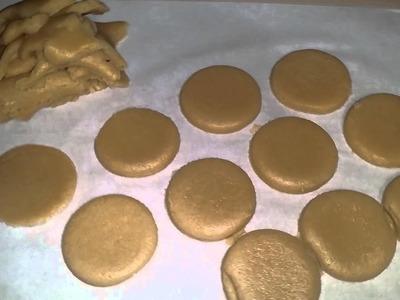 Hojarascas.pan de polvo.galletas tipo polvoron