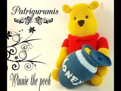 DIY Winnie amigurumi en ganchillo - Crochet