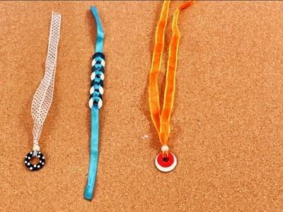Collares con Arandelas Pintadas - Reciclaje - Hazlo tu misma - DIY