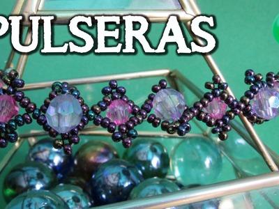 Pulsera tupies y turquesas | jewellery | Diy