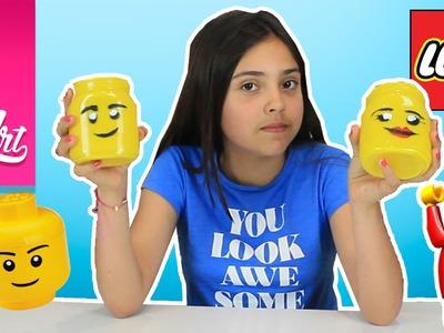 Lego Como hacer un Portalapices o lapicero de Lego DIY