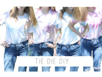 TIE DIE DIY | India Alice