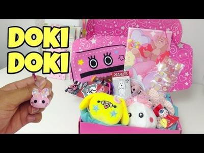 Caja con cositas Kawaii de DOKIDOKI\cute kawaii diy