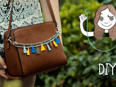 DIY: Cubre bolsos ¡idea! I DIYpnotizada
