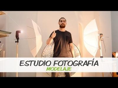 Estudio Fotografía Casero DIY
