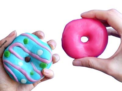 DIY SQUISHY DE JABÓN - Donut