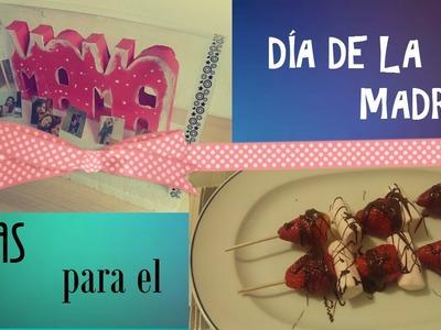 ❤ IDEAS para el día de la madre (DIY)  - Anahí Blue