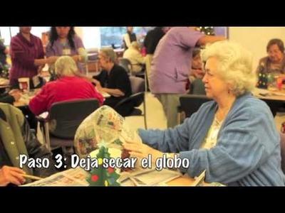 Meridia ¿Cómo hacer una piñata con tus abuelos?