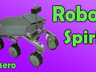 Cómo Hacer el Robot Opportunity de la Nasa (muy fácil de hacer)