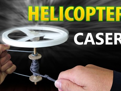 Como Hacer un Helicóptero Casero que Vuela Muy Alto