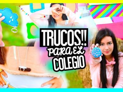 DIY INCREIBLES PARA LA ESCUELA.  LIFE HACKS ♥ - Nelita