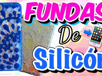 DIY FUNDAS de Silicón para CELULAR o IPAD Fáciles | Mirianny