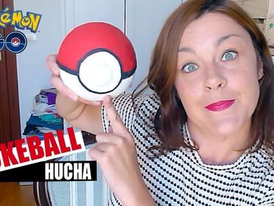 DIY POKEBALL HUCHA I DIY Pokemon | Como hacer una Pokeball con papel de periódico ♥ Qué cositas