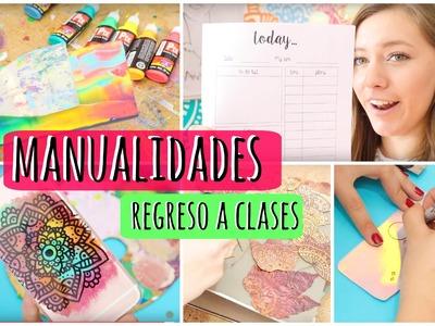 Manualidades para regres o a clases!!! DIY | Dani Hoyos Art