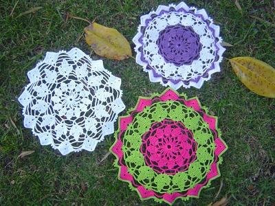 Carpeta fácil de tejer en crochet  paso a paso tutorial DIY parte 1