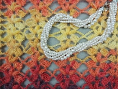 Crochet: Punto Puff Combinado