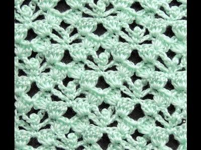 Crochet: Punto Fantasía # 24
